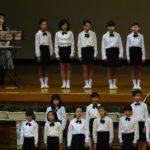 吾田小学校合唱 (2)