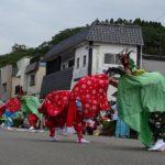 愛宕神社獅子舞保存会