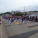 吾田東小学校泰平踊