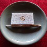 抹茶とお菓子のセット (2)