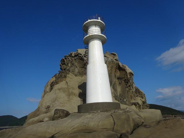 ハダカバエ東側灯台